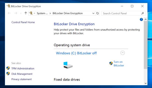 Bitlock